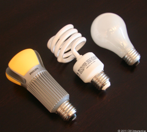 Incandescent  Bulbs Are On Their Way Out